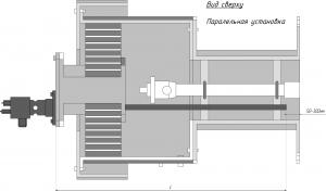 Схемы установки зг